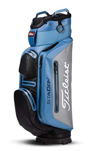 (Titleist Golf- StaDry Deluxe Cart Bag)