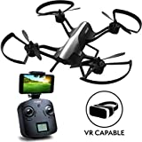 Drones with Camera for Adults or Kids - F72 WiFi FPV Drone for Beginners with Camera HD 720p, Helicopter with Remote Control and Extra Battery