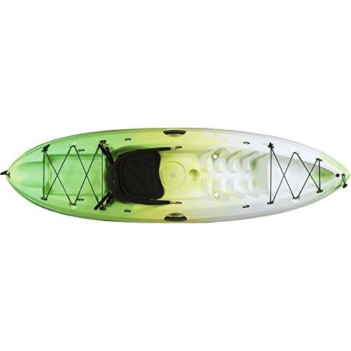 Ocean Kayak Frenzy Sit-On-Top Recreational Kayak, Envy