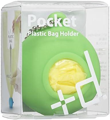 +d レジ袋をスマートに携帯