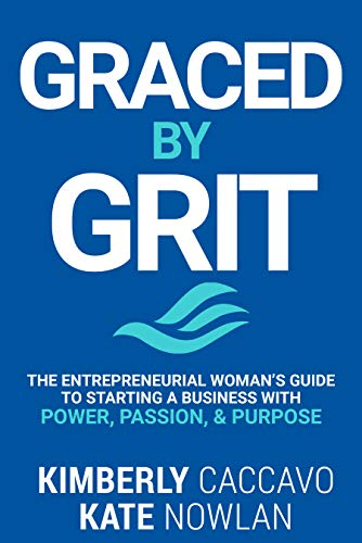 Graced By Grit by Kimberly Caccavo & Kate Nowlan ebook deal