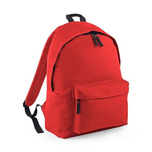 BagBase - Bolso mochila  para mujer Rojo - Hell Rot