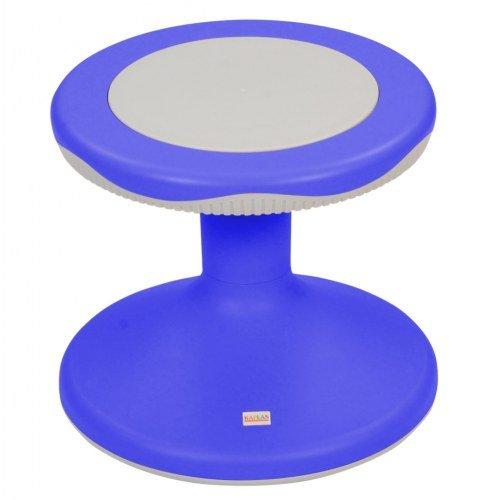 12'' K'Motion Stool - Primary Blue