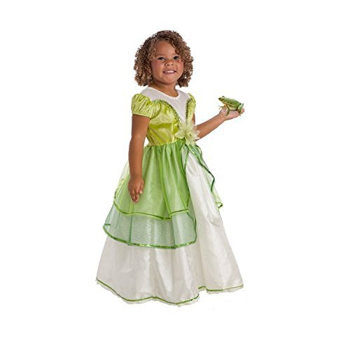 [Little Adventures Lily Pad Princess Costume] (Lily Pad Costume)