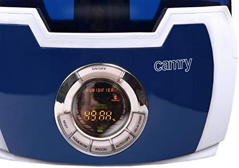 Camry CR7956 Humidificador Ultrasonidos Ionizador 5,8 litros ...