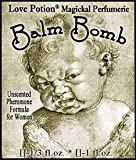 Love Potion?: Balm Bomb ~ UNscented Pheromone Blend for Women - 1/3 Fl.oz. (10ml) by LovePotionPerfume.com