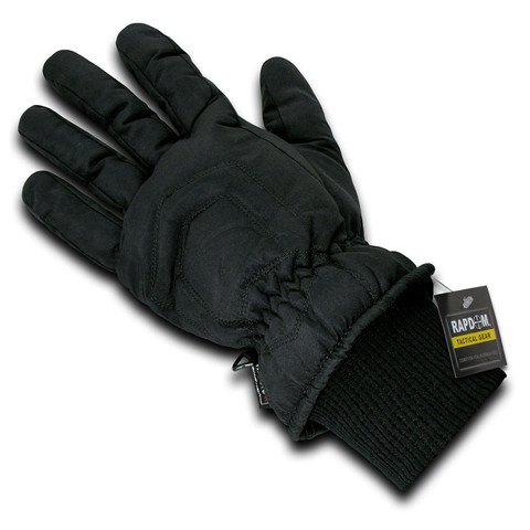 Water Repellent Super Dry Winter Glove - Black 2XL