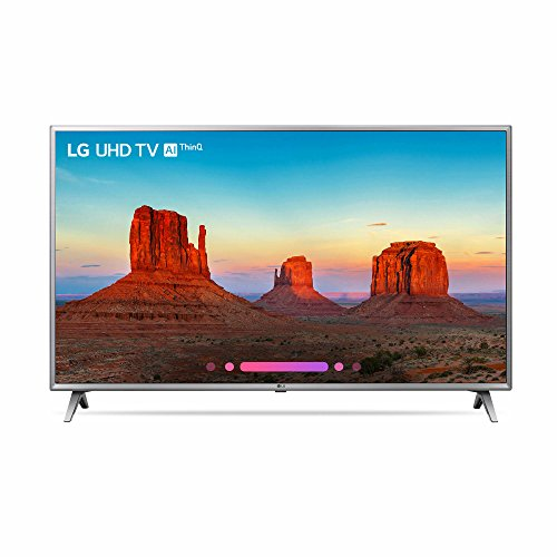 "LG 43UK6500AUA 43"" 4K UHD Smart LED TV"