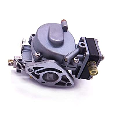 Boat Engine 3303-812647T1 3303-812648T Carburetor Assy for Mercury Marine 2-Stroke 4HP 5HP Outboard Motor from SouthMarine