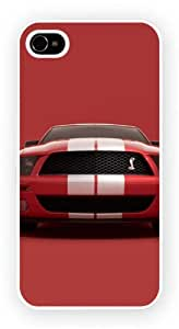 Ford Shelby Cobra Mustang Art Design, iPhone 5C glossy cell phone case / skin
