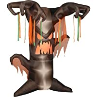Gemmy Airblown Frightening Tree Inflatable