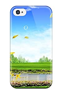 New Premium ZippyDoritEduard House Skin Case Cover Excellent Fitted For Iphone 4/4s