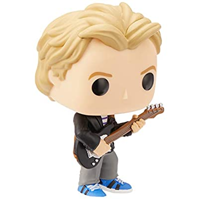Funko Pop! Rocks: The Police - Sting: Sting, The Police: Toys & Games