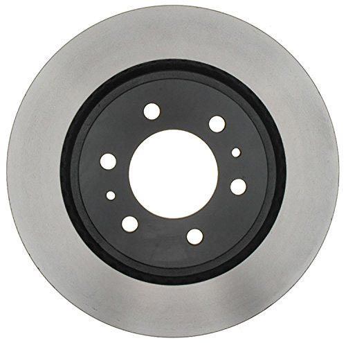 ACDelco 18A2461A Advantage Non-Coated Front Disc Brake Rotor