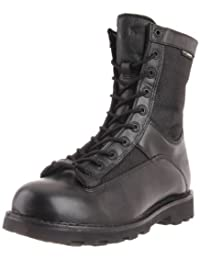 Bates Men's Defender 8 Inch Lace To Toe WP Waterproof Boot