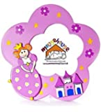Children's Pink Princess Photo Picture Frame for Girls