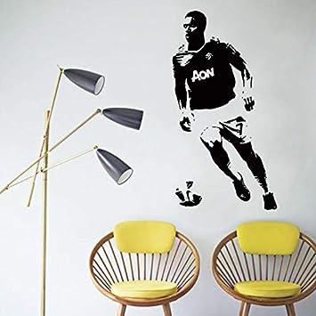 Premier League Manchester United FC DIY vinilo Adhesivo de ...