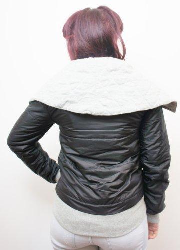 VOI - Blouson - Teddy - Femme Noir Noir 36