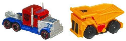 Series 1 Mini Vehicles (RPMs Mini Vehicle Two-Packs Series 01 - Optimus Prime Vs. Long Haul)