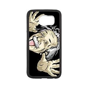 Samsung Galaxy S6 Cell Phone Case White Einstein nzkh