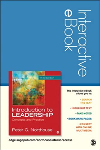 Introduction to leadership interactive ebook concepts and practice introduction to leadership interactive ebook concepts and practice third edition fandeluxe Image collections