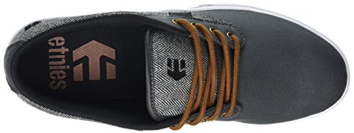 Etnies Jameson 2 Eco, Zapatillas De Skateboard Hombre Grau (DARK GREY/BLACK/WHITE / 029)