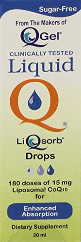 Liquid Q® LiQsorb® Liposomal