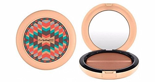 MAC Studio Sculpt Defining Bronzing Powder Tribe Vibe Collection - Golden Rinse - Vibe Bronzer