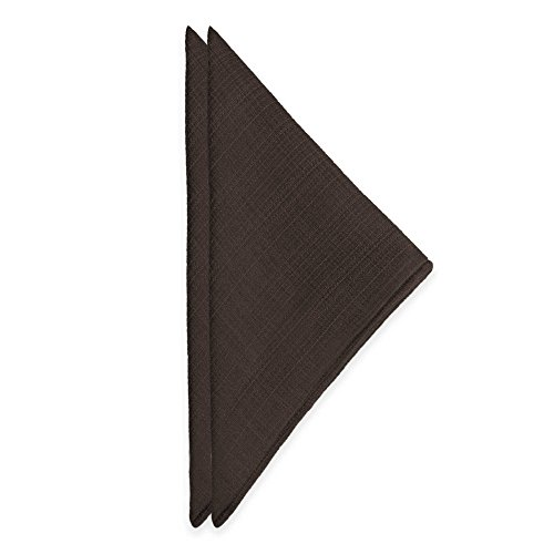 [Noritake Colorwave Napkins (Set of 2) (CHOCOLATE)] (Colorwave Chocolate Set)