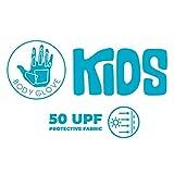 Body Glove Boys' 2-Piece UPF 50+ Rash Guard and