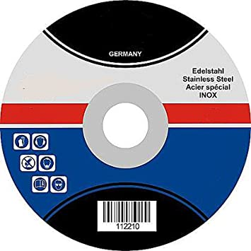 Fantastisch 10 Stück Trennscheibe 230 x 2 mm für Metall + INOX 230x2  BC75