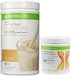 Herbalife fórmula 1 Shake mix-dulce de leche (750g) + Fórmula 2 personalizado