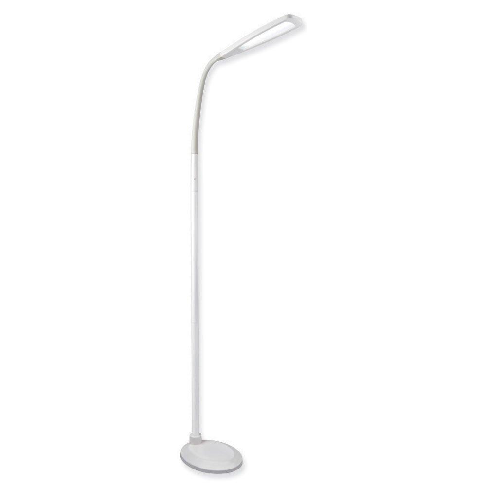 OttLite P9300C Natural Daylight LED Flex Floor Lamp