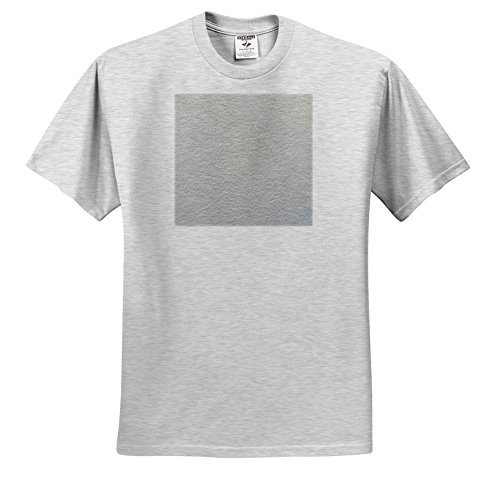 - TDSwhite - Miscellaneous Photography - Refrigerator Surface - T-Shirts - Adult Birch-Gray-T-Shirt Small (ts_285432_18)