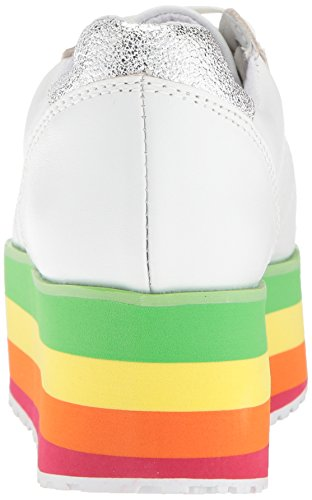 Women's Volatile Wedge White Jukebox Sandal Very wgaz7
