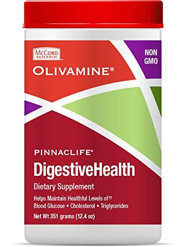 Olivamine DigestiveHealth Prebiotic Fiber by Pinnaclife - 30 Servings - 11g of Fiber per Serving by Pinnaclife, Inc.