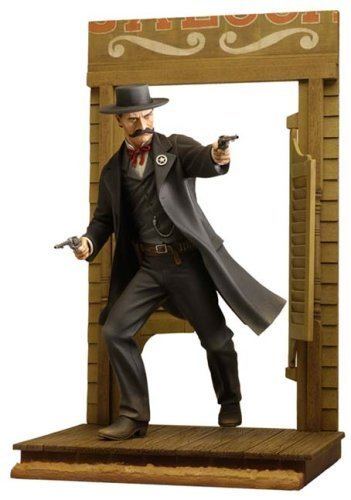 - Dusty Trail Toys Series 2 US Marshall Tombstone Action Figure