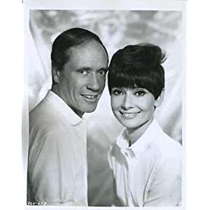 "Audrey Hepburn Mel Ferrer Wait Until Dark 8x10"" Photo #G9198"