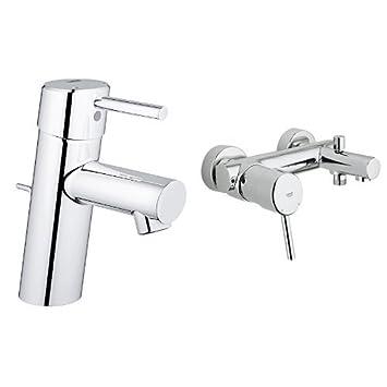 Grohe Einhand Waschtischbatterie Concetto Wasserhahn Armatur