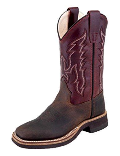 Cowboy Crepe Boots - 3
