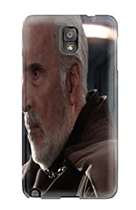 New UhiMvGW6134CsoQZ Star Wars Tv Show Entertainment Skin Case Cover Shatterproof Case For Galaxy Note 3
