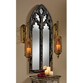 Amazon Com Design Toscano Gothic Cathedral Arch Mirror
