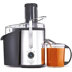 BELLA BLA13694 13694 High Power Juice Extractor, Stainless Steel