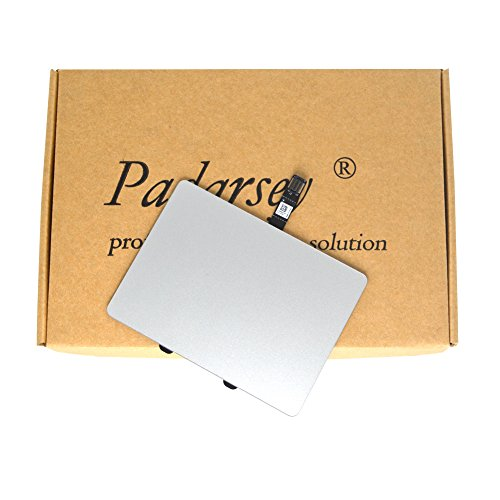 Padarsey Compatible Trackpad Touchpad with cable Replacement for Macbook Pro Unibody 13-inch A1278 MB467LL/A, MB991LL/A, MC374LL/A, MC375LL/A, MC700LL/A, MD313LL/A, MC724LL/A, MD314LL/A, MD101LL/A, MD