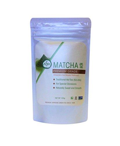 Premium Matcha 100 Grams by Aiya