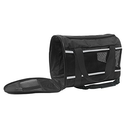 SportPet Designs Travel Soft-Sided Pet Carrier, Waterproof Travel Pet Bed, Portable Pet Bed with Zipper, with Expandable Option by SportPet Designs (Image #7)