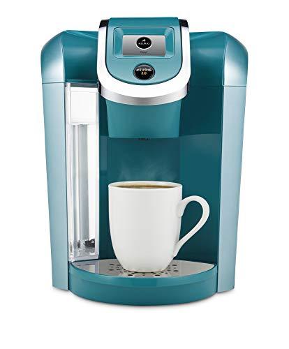 - Keurig K400 Coffee Maker, Deep Sea (Certified Refurbished)