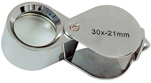 30x Folding Eye Loupe Jewelers Gemstone Magnifying Tool ..... Best Seller on Amazon!