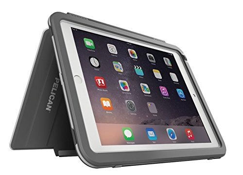 Vault Carrying Case for iPad Air 2 - Gray