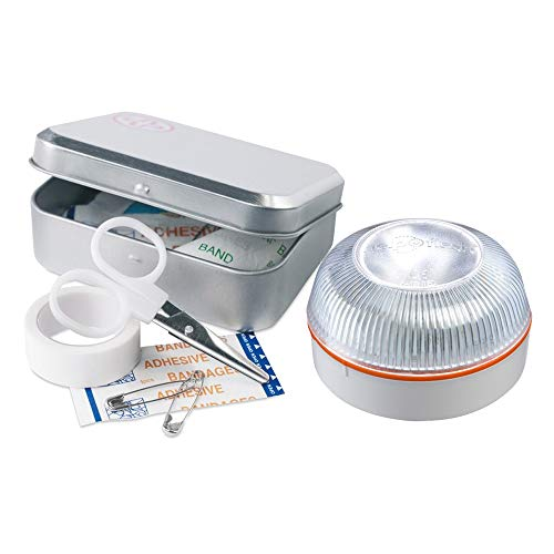 HELP FLASH PK2677 noodlicht, gevaar + zaklamp, getest DGT-norm, V16, magneetvoet, automatische activering en cadeau…